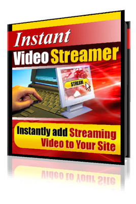 Product picture Instant Video Streamer