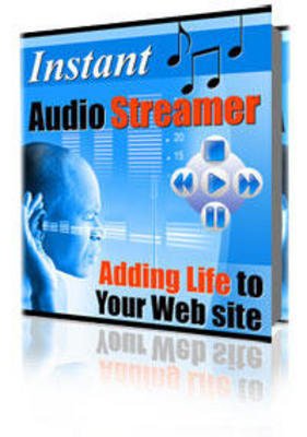 Product picture Instant Audio Streamer