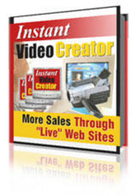 Product picture Instant Video Creator
