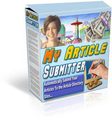 Product picture Article Submitter Marketing Software