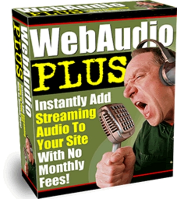 Product picture WebAudio Plus