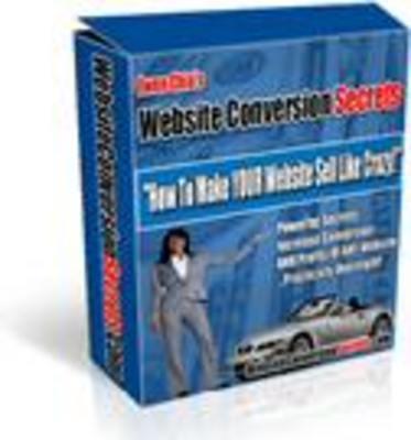 Product picture Website Conversion Secrets