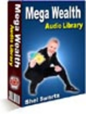Product picture Mega Wealth Audio Library